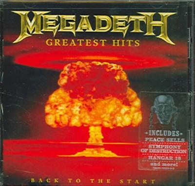 Megadeth - Greatest Hits: Back To The Start New Cd
