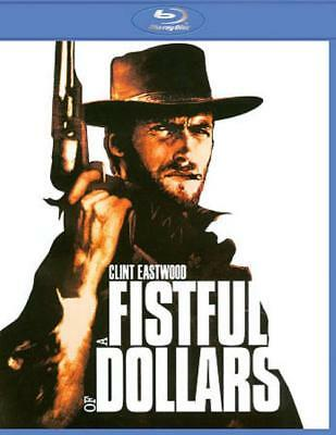 A Fistful Of Dollars New Blu-Ray