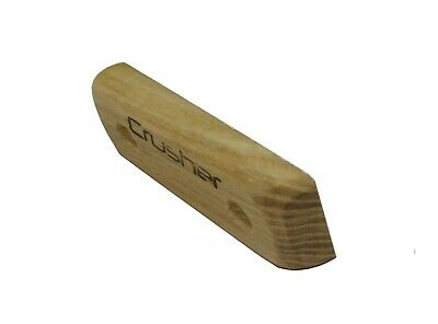 Crusher Holds - Wooden Climbing Holds/System Crimps - Style 1 - 15mm - Set of 8