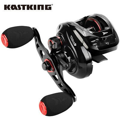 KastKing Royale Legend Baitcasting Fishing Reel - Perfect Low Profile Baitcaster