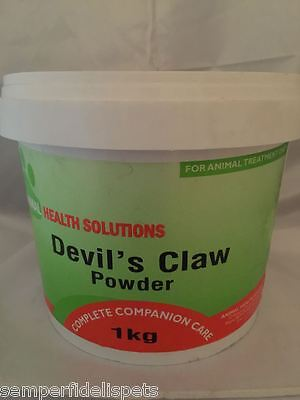 Devil's Claw Powder for Horses 1kg