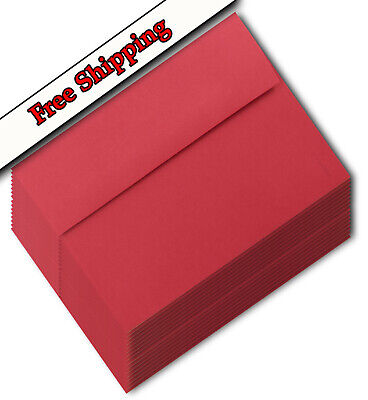 A7 ENVELOPES for 5X7 Cards Invitation Announcements White + Astrobrights & More
