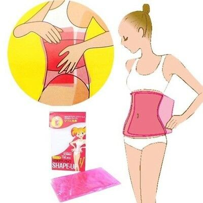 Slimming Body Sauna Wrap Weight Loss Burn Cellulite Legs Arms Thighs Tummy Belt