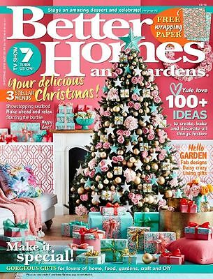 Better homes and gardens bhg magazine oct 2017 new aud Better homes and gardens current issue