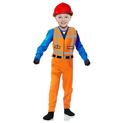 Emmet Costume Kids The Lego Movie Halloween Fancy Dress