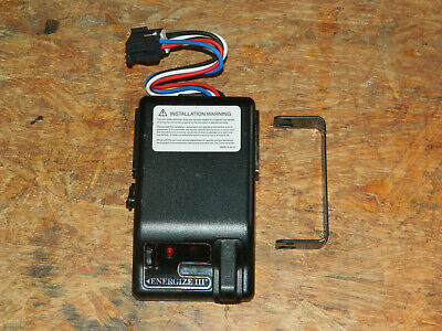 Brand New Hayes Energize Iii Brake Controller 81741B Automatic Or Manual