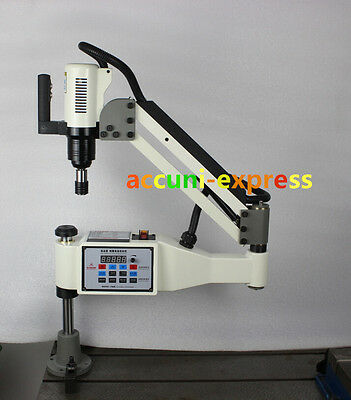New Powerful M6-M30 Universal 360° Angle Electric Tapping Machine 220V