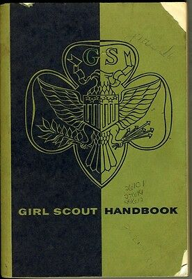 Girl Scout Handbook - Intermediate - 1953-1961 Edition