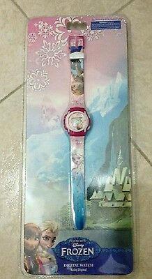 "OROLOGIO DIGITALE da polso ""FROZEN"" Disney"