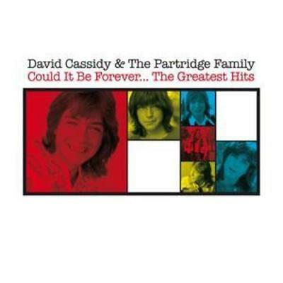 David Cassidy : Could It Be Forever... The Greatest Hits CD (2006) ***NEW***