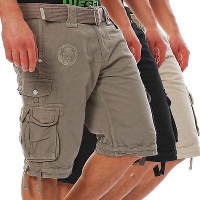 Geographical Norway Paramount Pictures Bermuda Short Cargo Pour Hommes