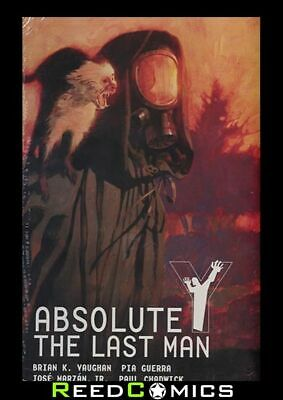 ABSOLUTE Y THE LAST MAN VOLUME 1 HARDCOVER New Hardback Collects Issues #1-20