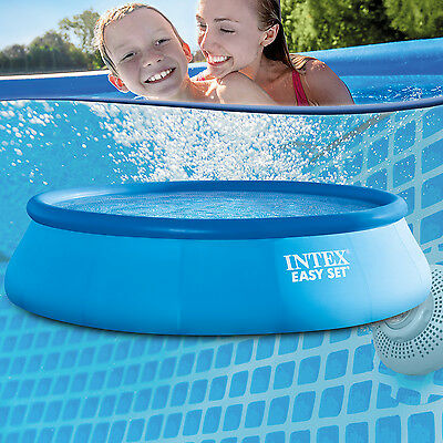INTEX 457x91 Schwimmbecken swimming Pool Schwimmbad Quick up Swimmingpool Easy