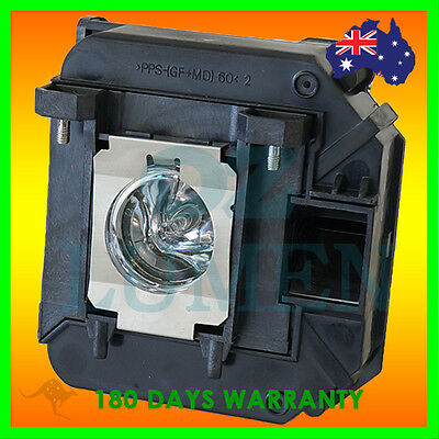 Original Bulb inside Projector Lamp for EPSON ELPLP68 / V13H010L68