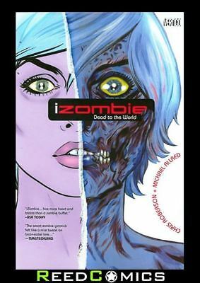 iZOMBIE VOLUME 1 DEAD TO THE WORLD GRAPHIC NOVEL New Paperback Collects #1-5