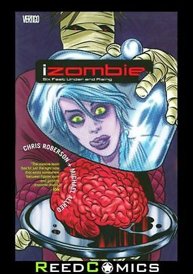 iZOMBIE VOLUME 3 SIX FEET UNDER AND RISING GRAPHIC NOVEL Paperback Collect 13-17