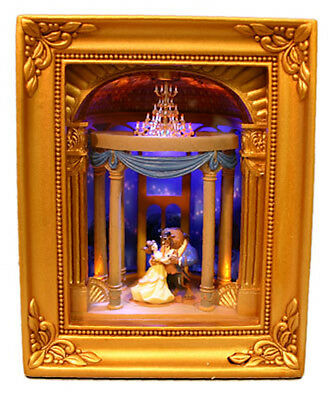 disney gallery of light olszewski beauty and the beast belle dances new with box