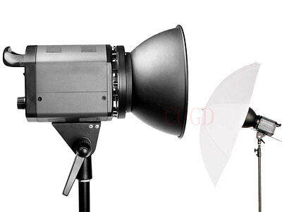 1000W Photo Pro Studio Video Continuous Light lamp For DSLR+1.9m Light Stand kit