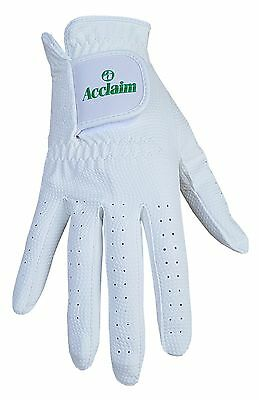 ACCLAIM Bowls Glove Premier All Weather Grip Ladies Antislip Synthetic