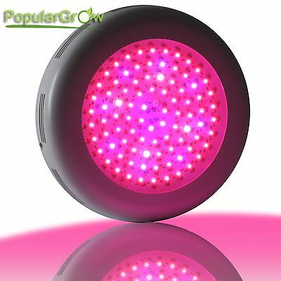 PopularGrow 270w Full Spectrum UFO LED Grow Light  For Commercial Plant Grow
