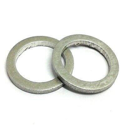 17mm 18mm 20mm 22mm 26mm 30mm Aluminium Sealing Washers - Sump Washer