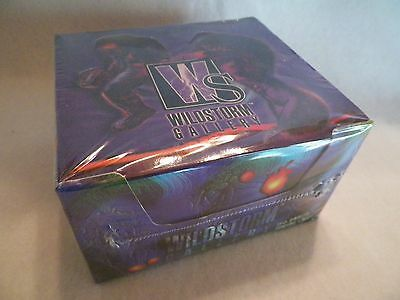 1995 Wildstorm Gallery Comic Book Unopened Trading Card Pack Box