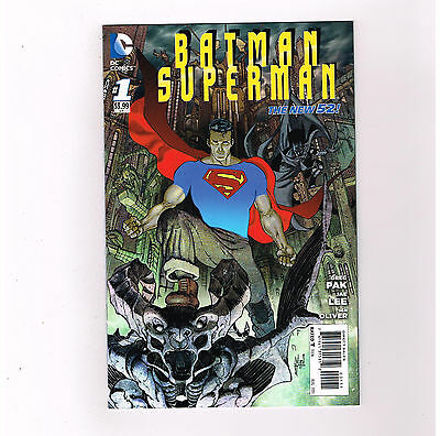 BATMAN SUPERMAN #1 Limited to 1 for 25 variant by Guillem March! NM