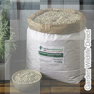20Kg Premium Sunflower Hearts Bakery Grade Garden Bird Seed Wild Bird Food