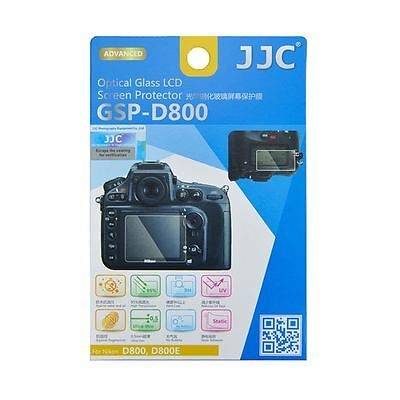 JJC GSP-D800 Ultra-Thin Optical Glass LCD Screen Protector for Nikon D800, D800E