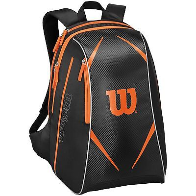 Wilson Topspin Burn Tennis Racket Backpack - CLEARANCE