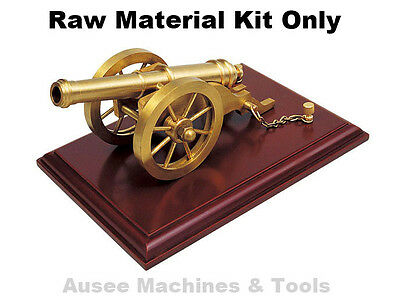 SIEG Model Cannon Type 1 ( Raw Material Kit Only )