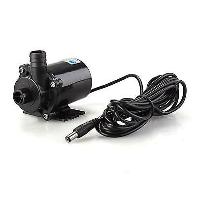 12V DC Submersible Brushless Water Pump for Garden Fountain Pond Pool Aquarium