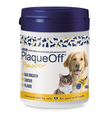 Proden Plaque Off For Cats and Dogs - 180g