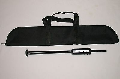 New Deger Pipes Deger II Electronic Electric Bagpipe with Practice Chanter Case