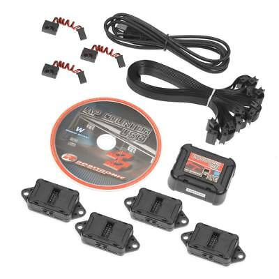 NEW Robitronic Robotronic Lap Counting System USB Set RS161