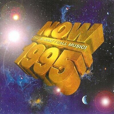 Various : Now Thats What I Call Music! 1995 CD Expertly Refurbished Product
