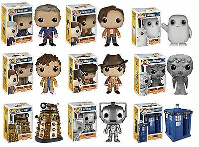 Doctor Who Funko Pop! Figure - Choose Your Figure - SALE