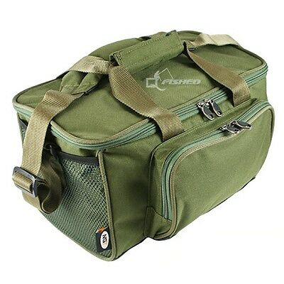 Fishing Tackle Bag Carryall For Coarse Carp Fishing Green NGT 538