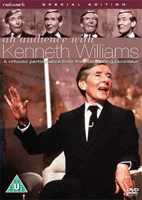 Kenneth Williams: An Audience with Kenneth Williams DVD (2006) Kenneth Williams