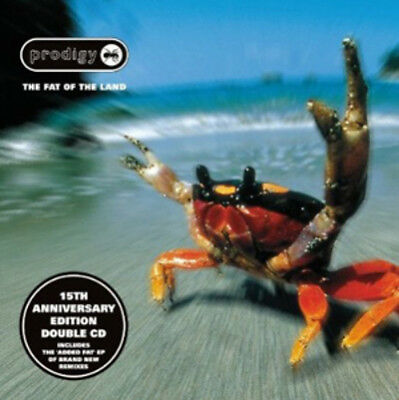 The Prodigy : The Fat of the Land CD (2012) ***NEW***