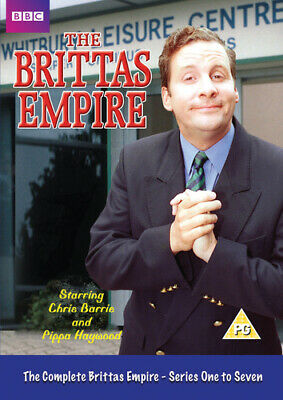 The Brittas Empire: The Complete Series 1-7 DVD (2014) Chris Barrie cert PG 7