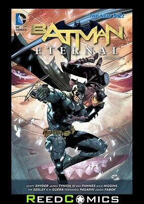 BATMAN ETERNAL VOLUME 2 GRAPHIC NOVEL New Paperback Collects #22-34 Scott Snyder