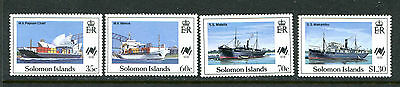 Solomon Islands 1988 Sydpex Stampshow. Ships  MNH