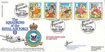 1994 Postcards - RAF FDC Cover