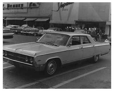 1964 Oldsmobile 98 Automobile Factory Photo ch6986