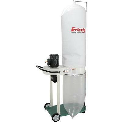 G0786 Grizzly 2 HP Portable Dust Collector