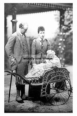 mm977 - Duke & Duchess of Fife - photo 6x4
