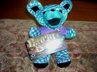 """Grateful  Dead Bear """" Pearly Baker"""" New With Original Hang Tag"""