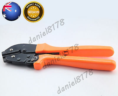 Terminal Crimper For Non-Insulated Terminals 20-5AWG 1.0-16mm² AP-1016