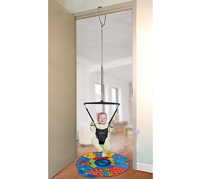 Jolly Jumper-Original Baby Exerciser with Musical Matt-Gift